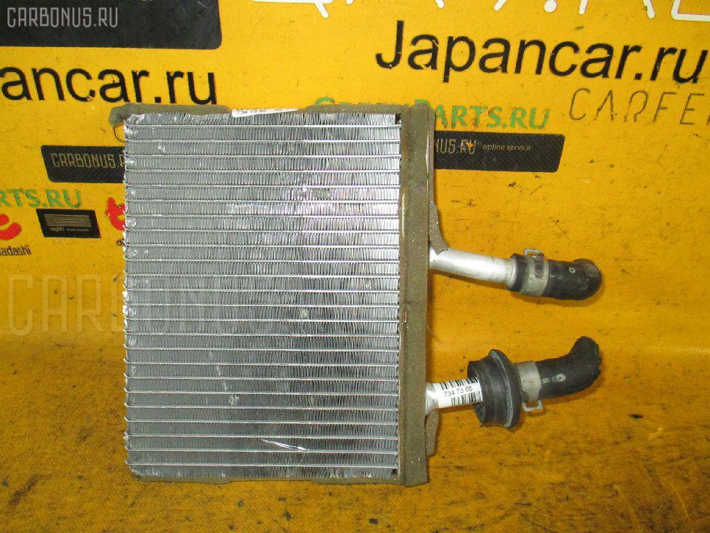 Радиатор печки NISSAN WINGROAD WFY11 QG15DE. Фото 2