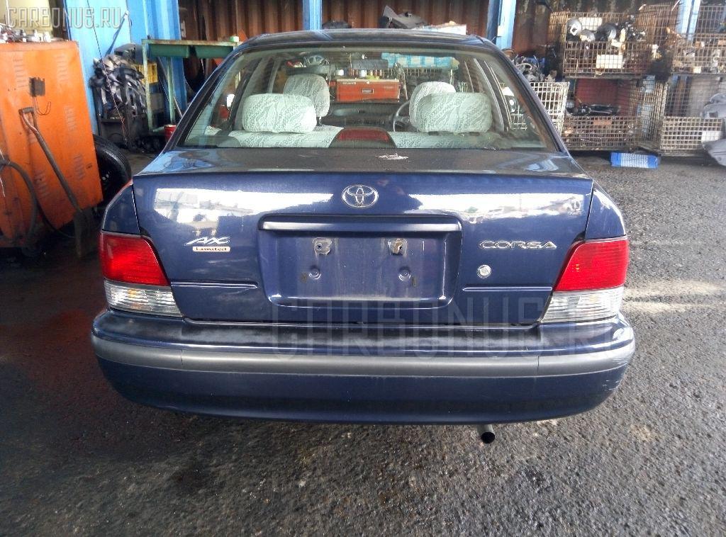 Крышка багажника TOYOTA CORSA EL51 Фото 7