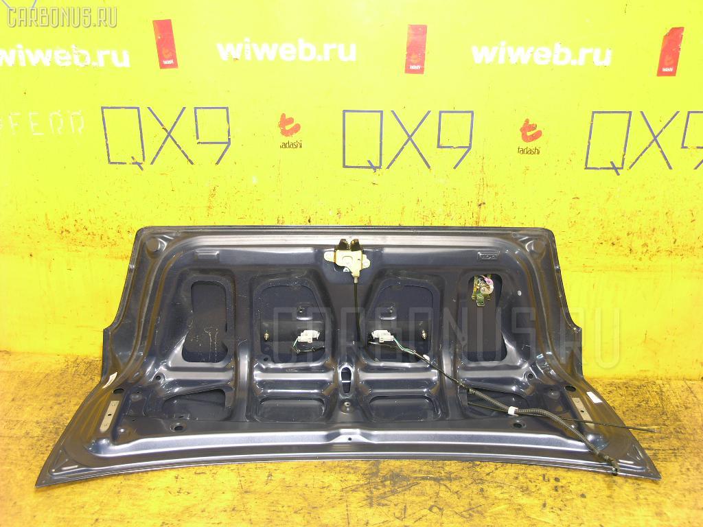 Крышка багажника TOYOTA CORSA EL51 Фото 2