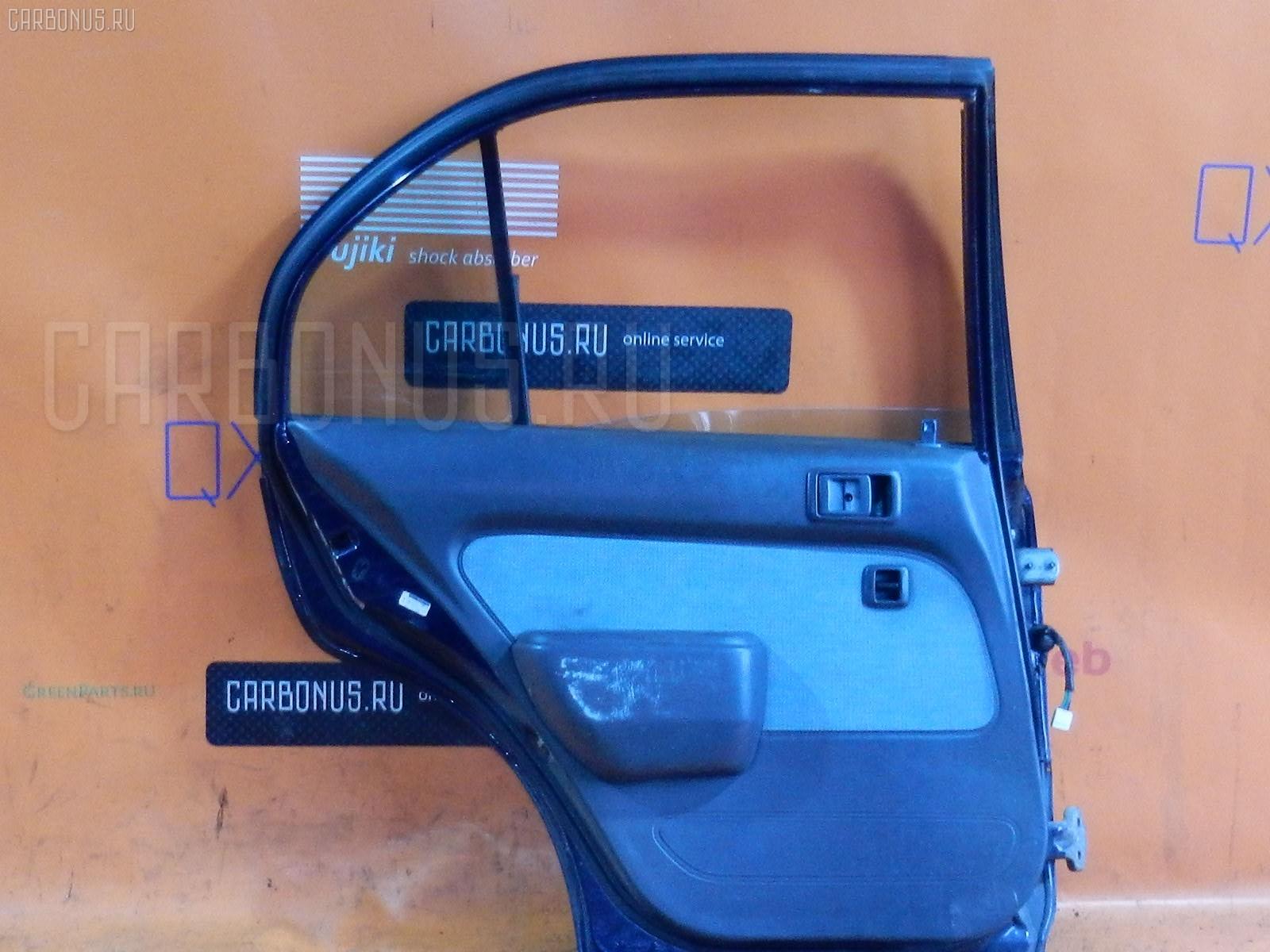 Дверь боковая TOYOTA CORSA EL51. Фото 4