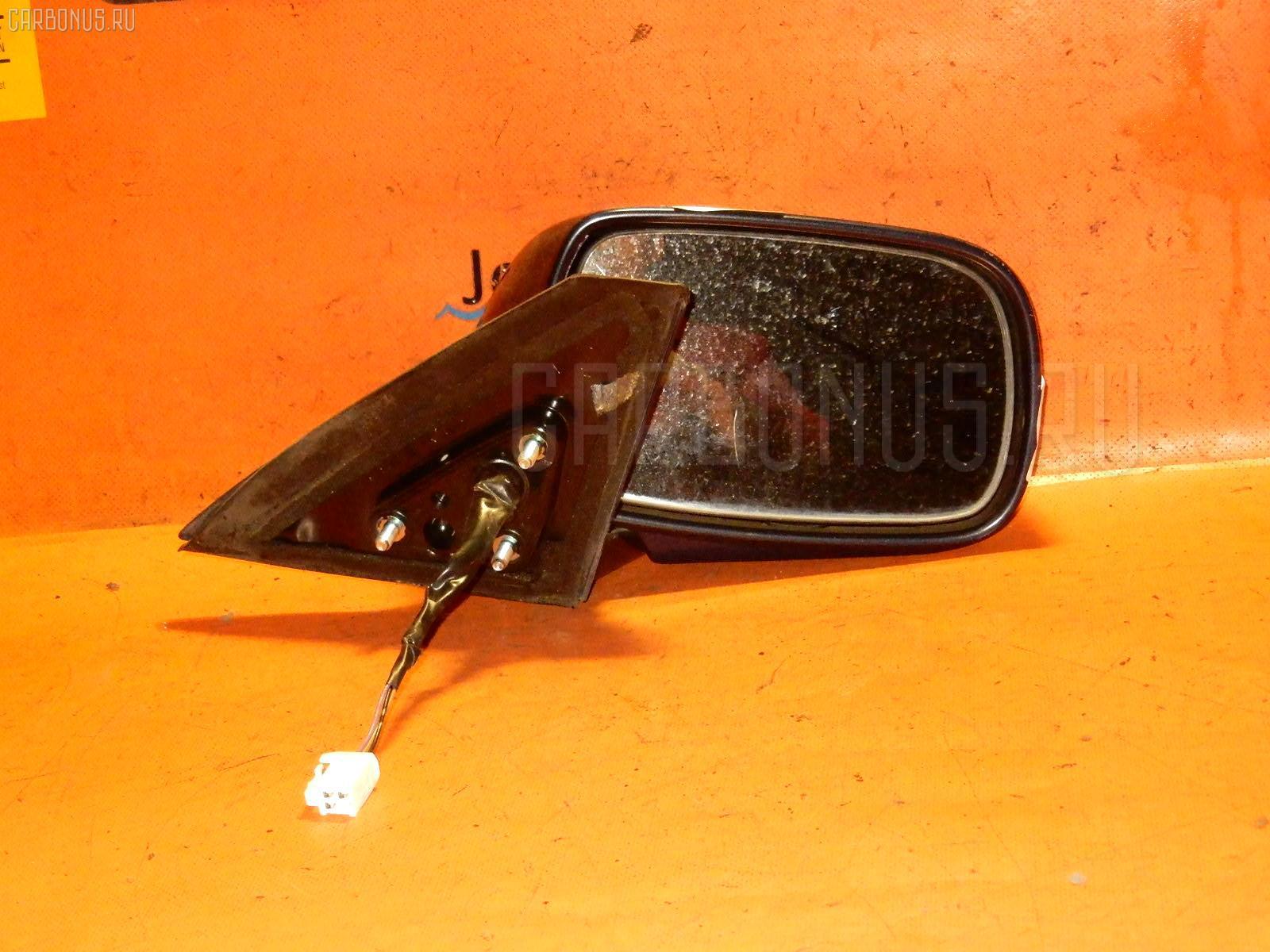 Зеркало двери боковой TOYOTA CORSA EL51 Фото 1