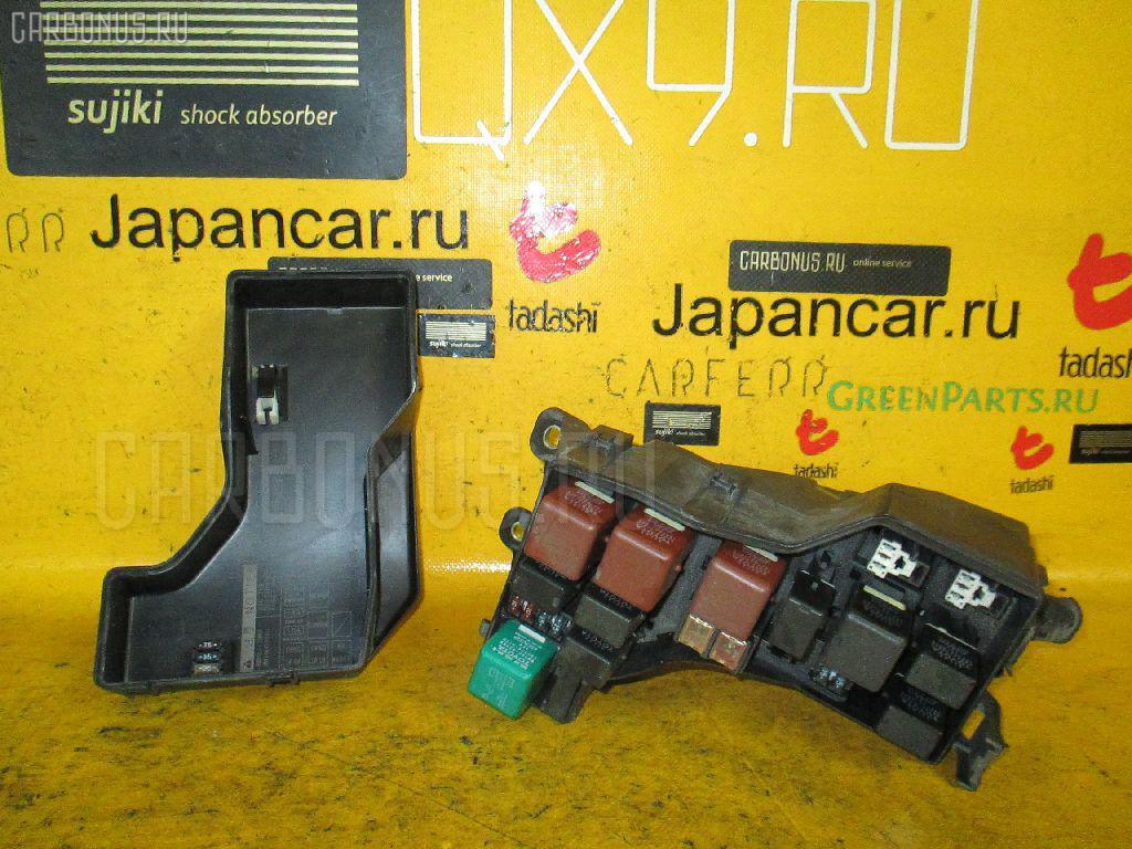 Блок предохранителей TOYOTA CROWN JZS171 1JZ-GE Фото 2