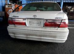 Блок управления климатконтроля Toyota Crown JZS171 1JZ-GE Фото 6