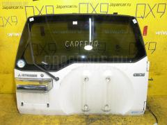 Дверь задняя Mitsubishi Pajero io H76W Фото 1