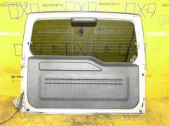Дверь задняя Mitsubishi Pajero io H76W Фото 2