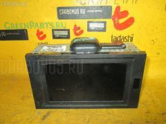 Монитор Mitsubishi Pajero io H76W Фото 3