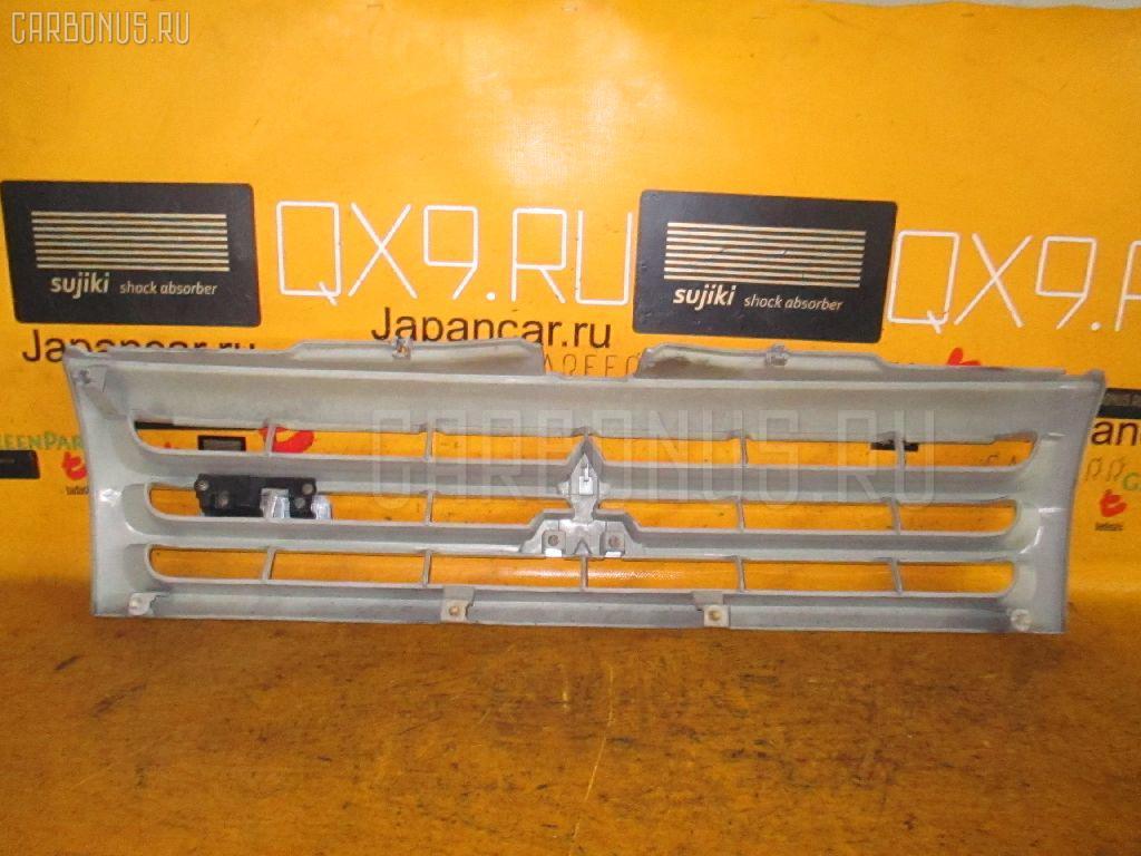 Решетка радиатора MITSUBISHI PAJERO IO H76W Фото 2