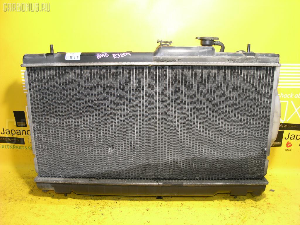 Радиатор ДВС SUBARU LEGACY WAGON BH5 EJ204. Фото 10