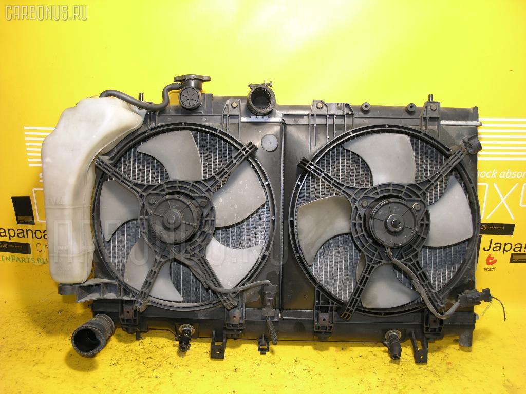 Радиатор ДВС SUBARU LEGACY WAGON BH5 EJ204. Фото 11