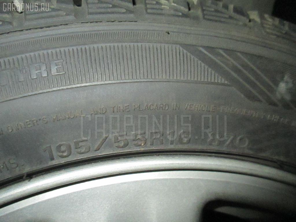 Автошина легковая зимняя DSX-2 195/55R16 DUNLOP PW312A Фото 1
