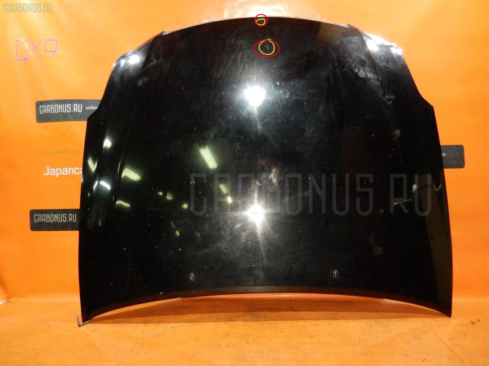 Капот TOYOTA MARK II BLIT JZX110W Фото 2