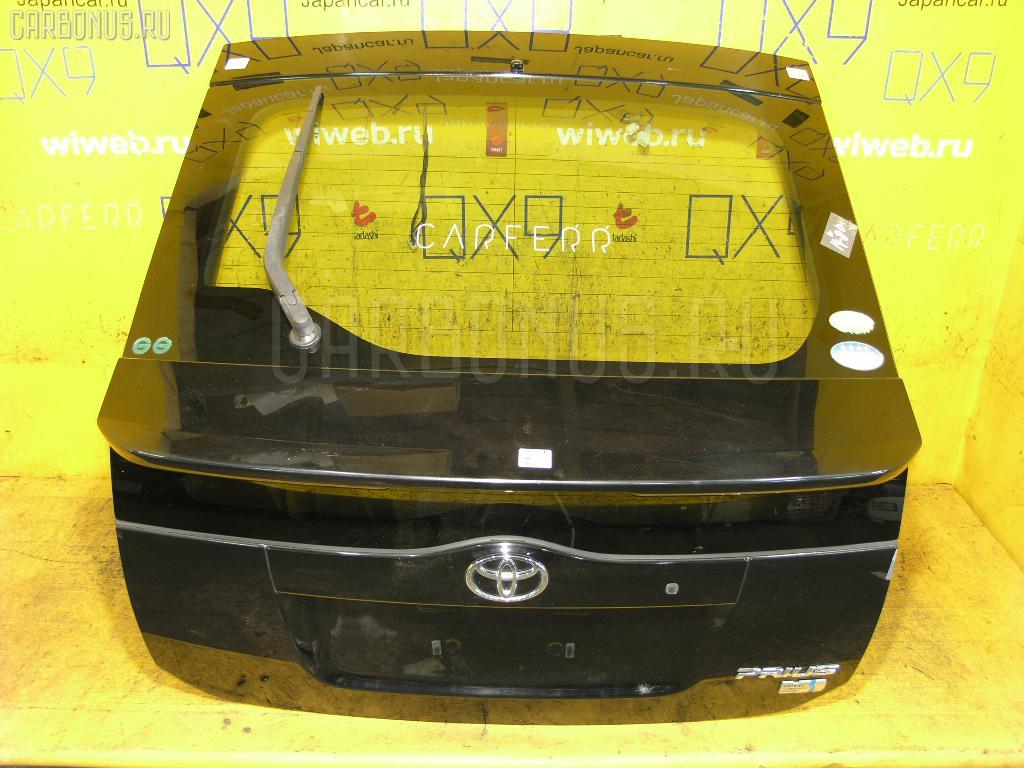 Дверь задняя Toyota Prius NHW20 Фото 1