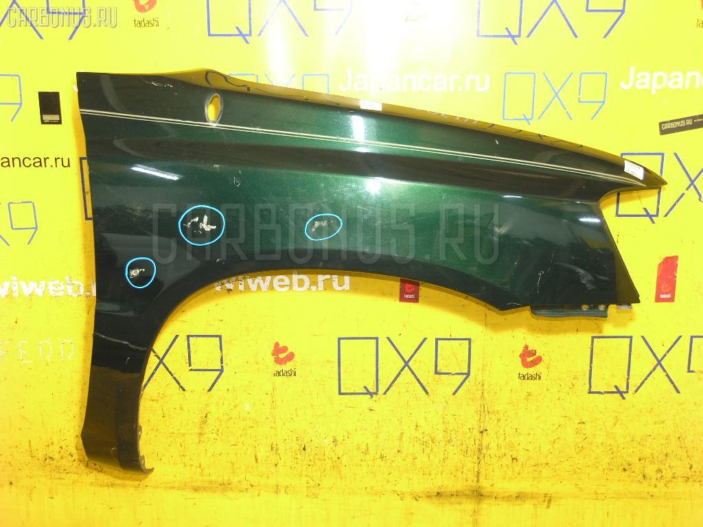 Крыло переднее TOYOTA KLUGER V ACU20W Фото 1