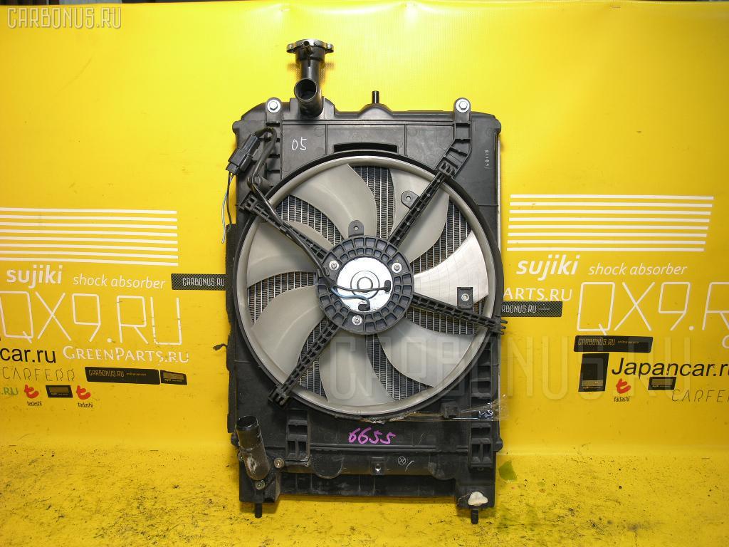 Радиатор ДВС MITSUBISHI EK SPORT H81W 3G83 Фото 1