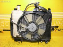 Радиатор ДВС Toyota Ist NCP60 2NZ-FE Фото 1