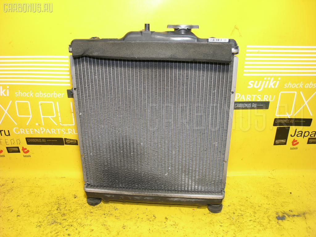 Радиатор ДВС HONDA PARTNER EY6 D13B. Фото 6