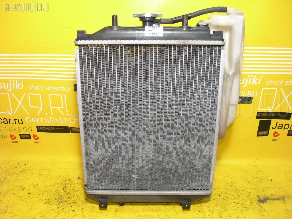 Радиатор ДВС Toyota Duet M100A EJ-DE Фото 1