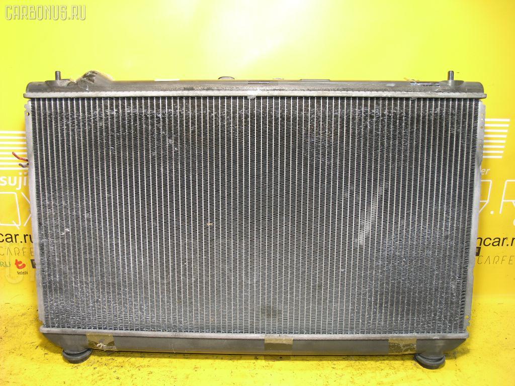 Радиатор ДВС TOYOTA WINDOM MCV21 2MZ-FE. Фото 11