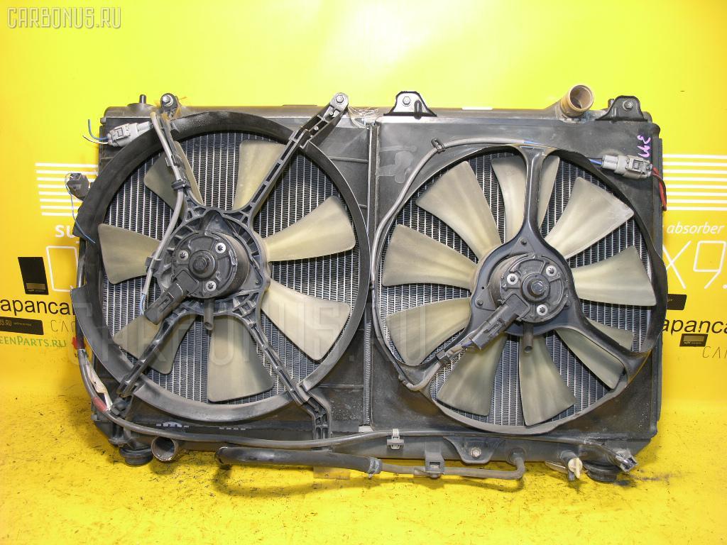 Радиатор ДВС TOYOTA WINDOM MCV21 2MZ-FE Фото 4