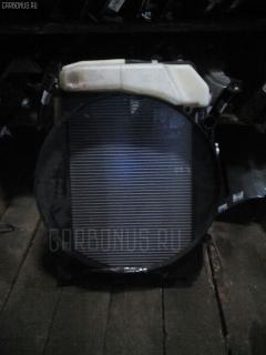 Радиатор ДВС Nissan Caravan SGE25 QR25-DE Фото 1