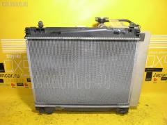 Радиатор ДВС TOYOTA VITZ KSP90 1KR-FE Фото 1