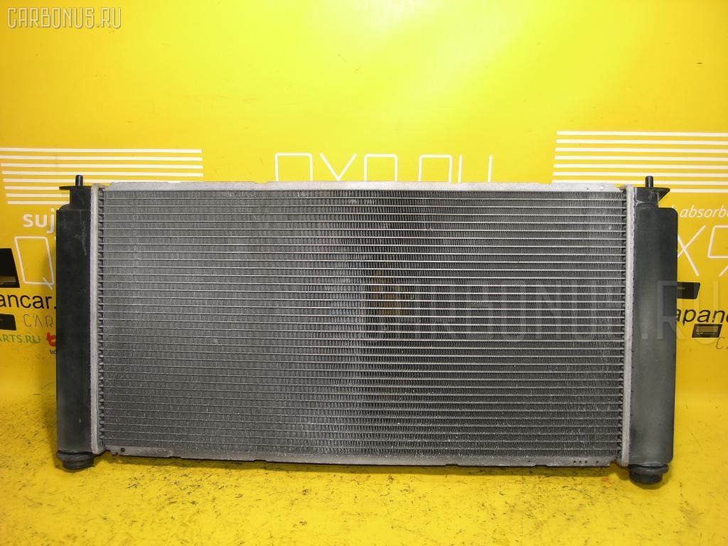 Радиатор ДВС TOYOTA CELICA ZZT231 2ZZ-GE Фото 2