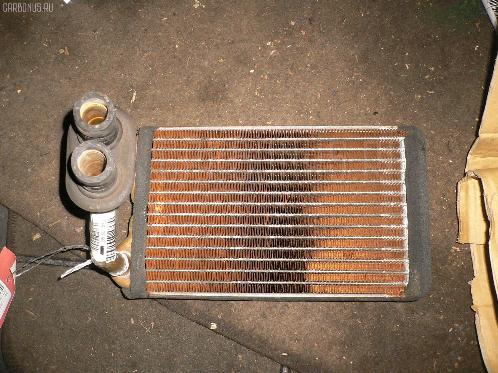 Радиатор печки Toyota Corolla wagon EE102V 4E-FE Фото 1