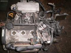Двигатель TOYOTA COROLLA WAGON EE102V 4E-FE Фото 3