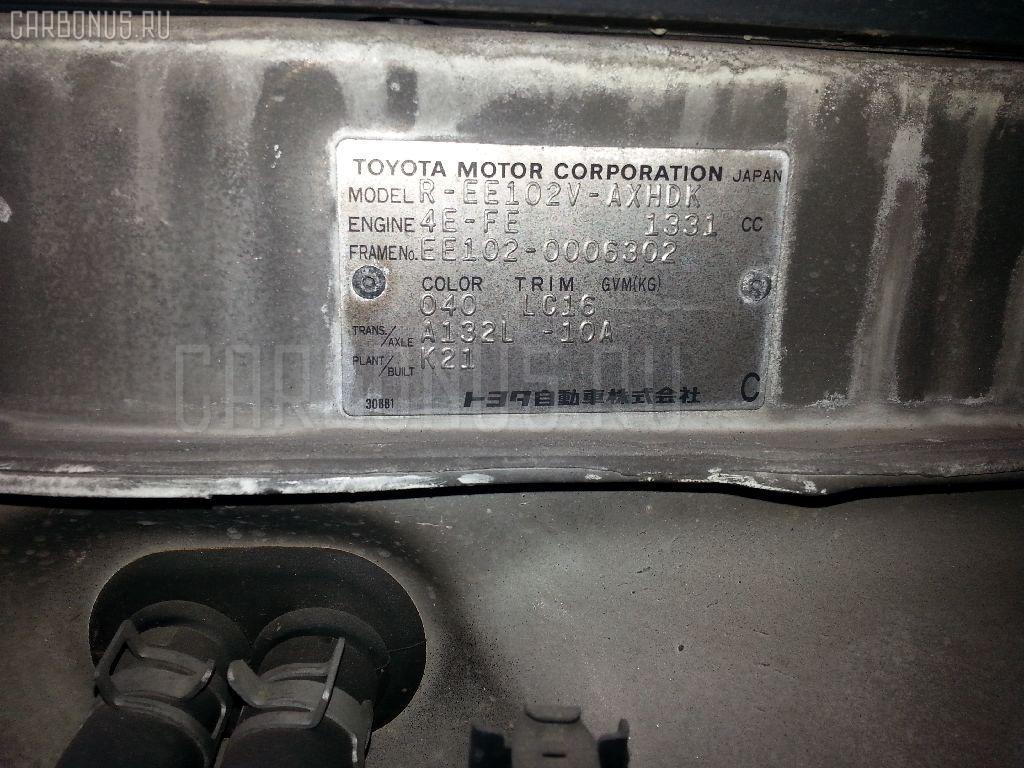 Компрессор кондиционера TOYOTA COROLLA WAGON EE102V 4E-FE Фото 5