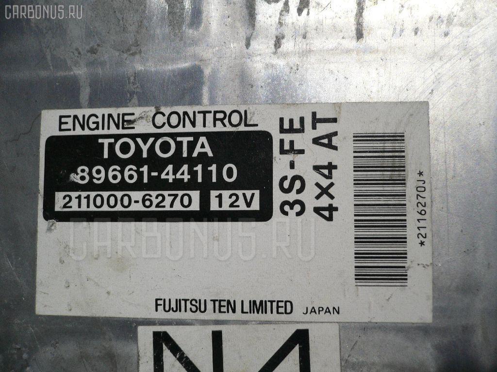 Двигатель TOYOTA GAIA SXM15G 3S-FE Фото 4