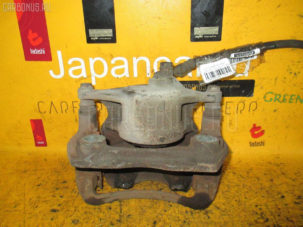 Суппорт TOYOTA CHASER JZX100 1JZ-GE. Фото 7
