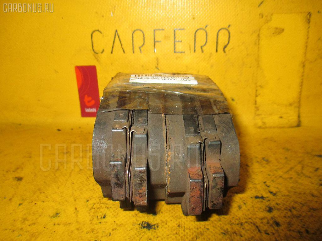 Тормозные колодки TOYOTA MARK II JZX100 1JZ-GE. Фото 8
