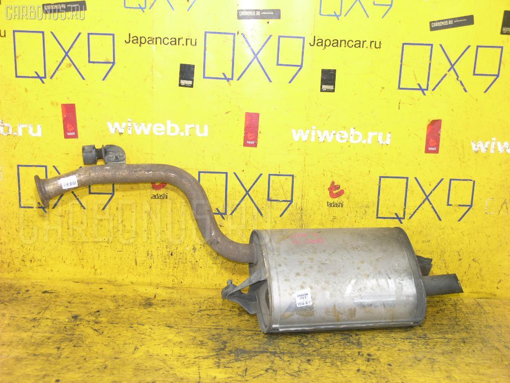 Глушитель TOYOTA CHASER GX100 1G-FE Фото 1