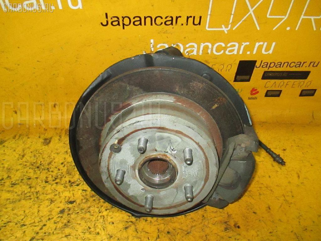 Ступица TOYOTA CHASER JZX101 2JZ-GE. Фото 3