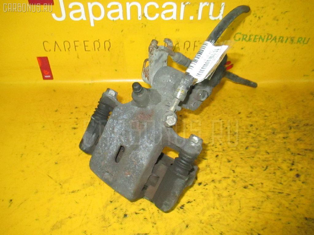 Суппорт NISSAN PRIMERA TP12 QR20DE. Фото 5