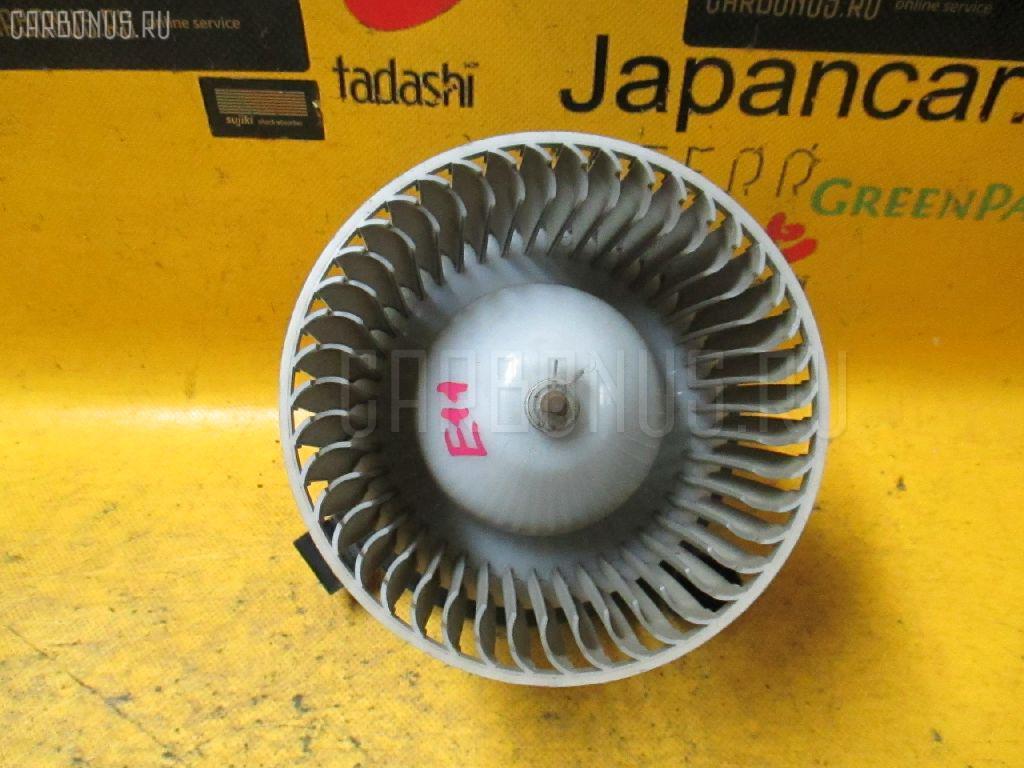 Мотор печки NISSAN NOTE E11. Фото 6