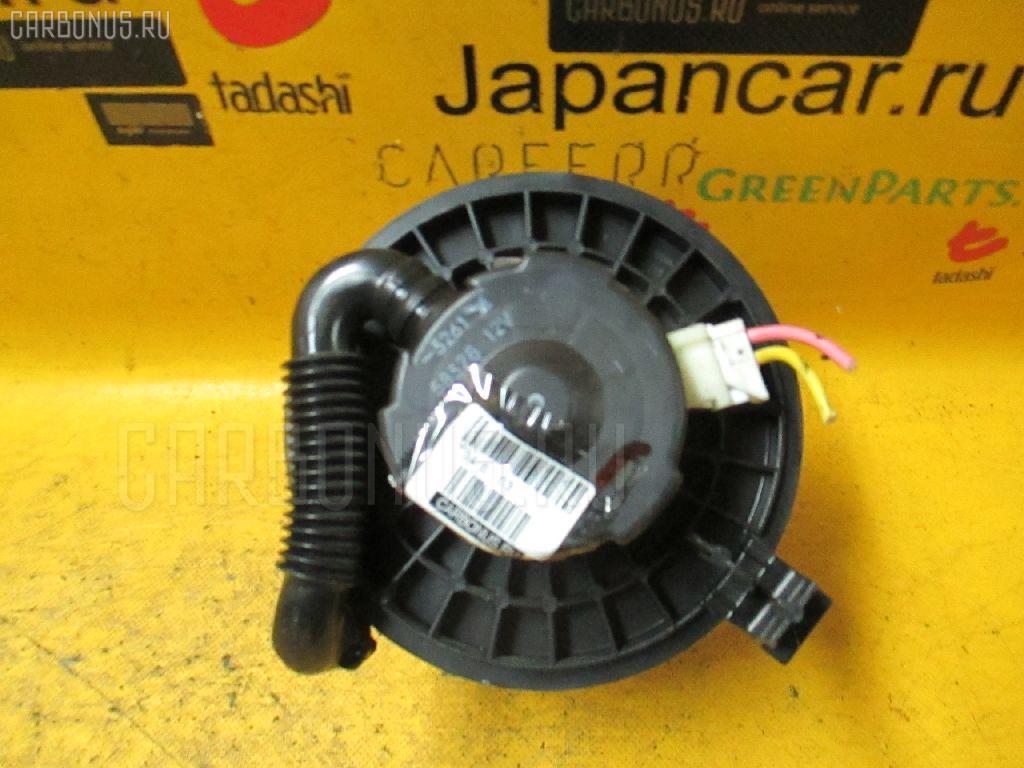 Мотор печки NISSAN NOTE E11. Фото 7