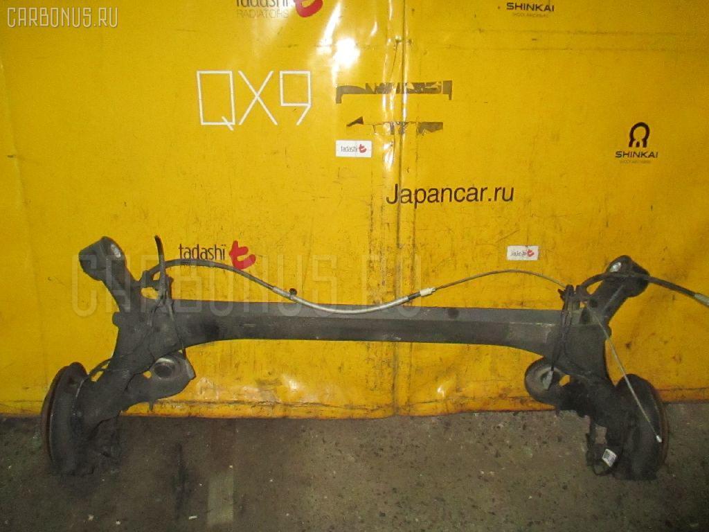 Балка подвески PEUGEOT 307 3CRFN RFN-EW10J4 Фото 3