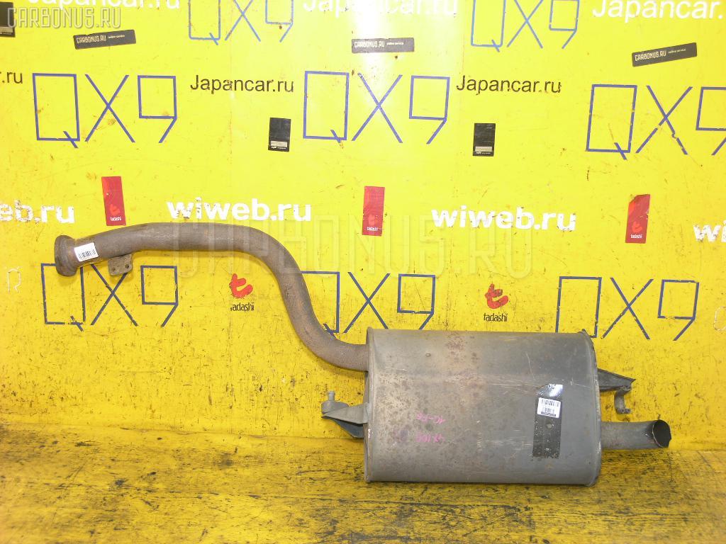 Глушитель TOYOTA CHASER GX105 1G-FE Фото 1