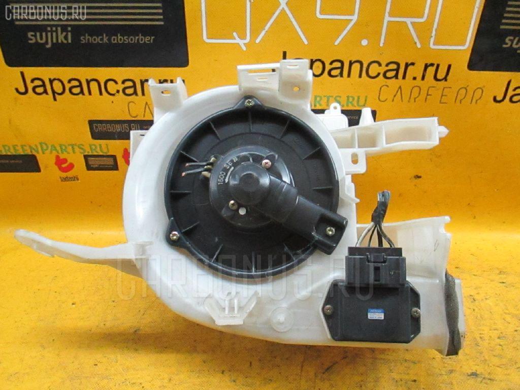 Мотор печки TOYOTA WILL VS NZE127 Фото 1