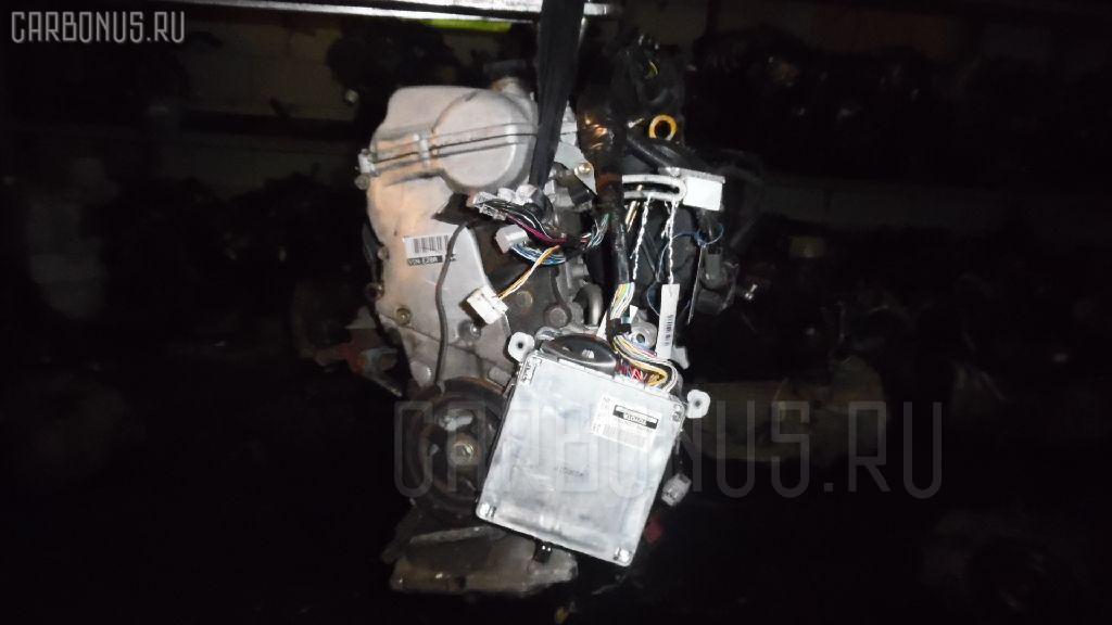 Двигатель TOYOTA WILL VS NZE127 1NZ-FE Фото 1