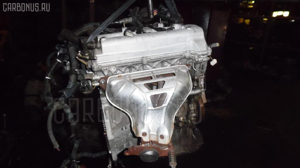 Двигатель TOYOTA WILL VS NZE127 1NZ-FE Фото 4