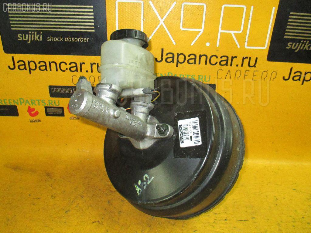 Главный тормозной цилиндр NISSAN CEFIRO A32 VQ20DE Фото 2