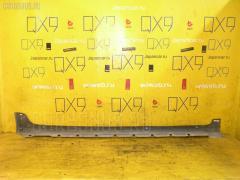 Порог кузова пластиковый ( обвес ) TOYOTA CALDINA AZT246W Фото 2