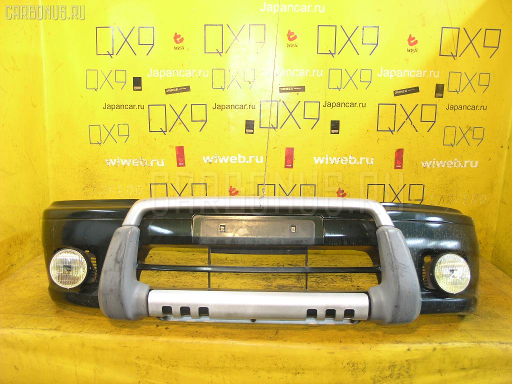 Бампер Mazda Demio DW5W Фото 1