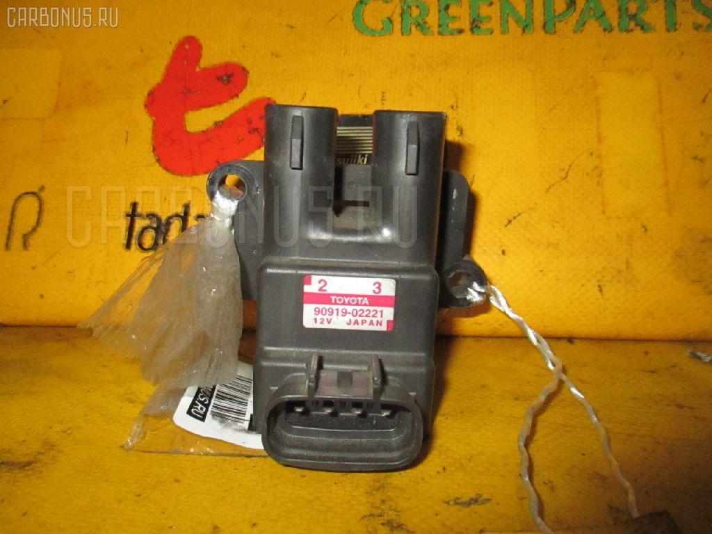 Катушка зажигания TOYOTA LITE ACE NOAH SR40G 3S-FE. Фото 8