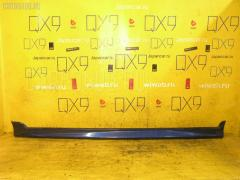 Порог кузова пластиковый ( обвес ) SUBARU LEGACY WAGON BH5 Фото 3