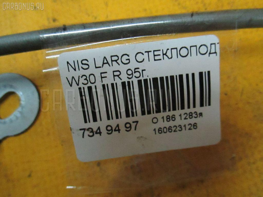 Стеклоподъемный механизм NISSAN LARGO W30 Фото 2
