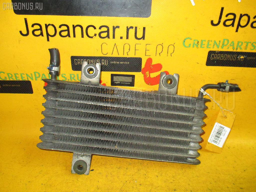 Радиатор АКПП NISSAN AVENIR PW11 SR20DE. Фото 9