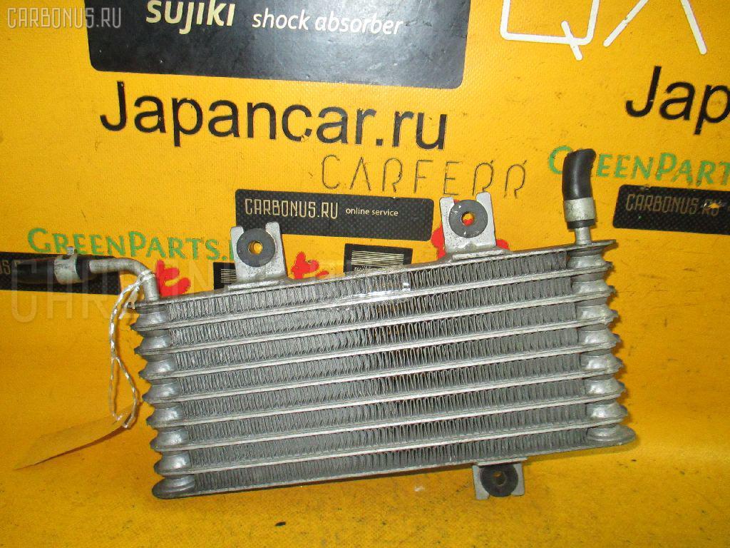 Радиатор АКПП NISSAN AVENIR PW11 SR20DE. Фото 8